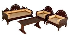 Bedding Ideas For Teen Girls Wooden Sofa Set, Wood Sofa, Teak Wood, Couch And Loveseat Set, Cushions On Sofa, Sofa Set Online, Bedding Sets Online, Sofa Set Designs, Indian Furniture