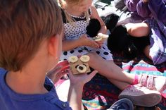 The Teddy Bear Picnic - Anderson Country Preschool