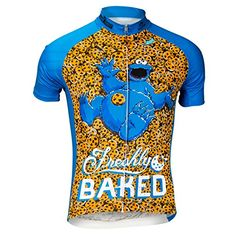 Amazon.com   Brainstorm Gear Women s Freshly Baked Cookie Cycling Jersey -  SSFB-W   Sports   Outdoors ac4a139e2