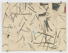 casualism: a condition of things in which chance rules Art Informel, Cy Twombly, Mark Making, Abstract Art, Abstract Paintings, Contemporary Paintings, Drawings, Pictures, Collage