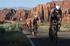 In Part I we discussed the considerations for training the bike and run in hills. Let's now turn our attention to racing a hilly course properly. The Bike Ride Steady and Conserve Matches Thi…