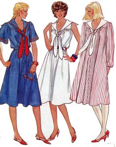 1980s Vintage Sewing Pattern Butterick by allthepreciousthings, $14.00