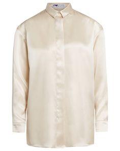 postsattler since 1852 Bluse aus Seide - beige  Jetzt auf kleidoo,de bestellen!  #kleidoo #fashion #online #bluse #seide #beige #style #trend