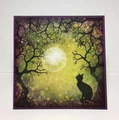 Congratulations to this month's Creative Challenge winner, Kat Hazelton, with her entry […] Card Making Inspiration, Making Ideas, Lavinia Stamps Cards, Beautiful Fairies, Cat Cards, Animal Cards, Fairy Art, Copics, Halloween Cards