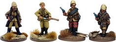 Wargame News and Terrain: Northstar Miniatures: Artizan Design Second Afghan...