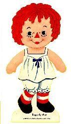 raggedy ann paper doll printable