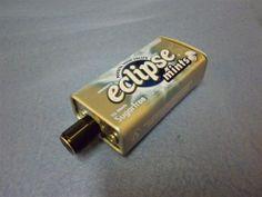 Headphone amplifier eclipse tin cmoy RECHARGABLE !! audiophile quality Cool Brz