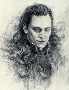 """~~""""Loki II"""" by alicexz.deviantart.com~~"""