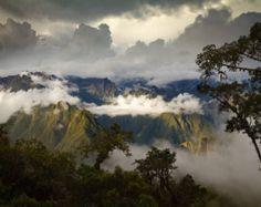 Andean Sunset (Inca Trail, Peru)