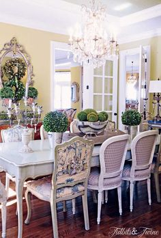 Stunning French Style Home Decor