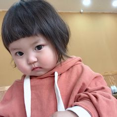 Trong h nh nh c th c 1 ng i Cute Asian Babies, Korean Babies, Asian Kids, Cute Babies, Cute Little Baby, Little Babies, Cute Baby Girl Pictures, Ulzzang Kids, Foto Baby