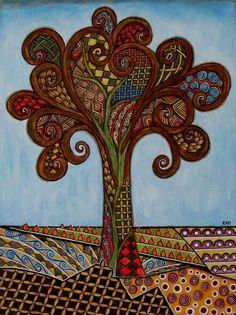Batik Tree