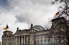 Berlin en familia. Bundestag