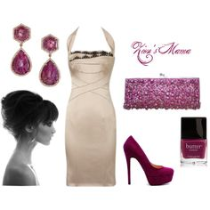 Berry Beautiful, created by zionsmama on Polyvore
