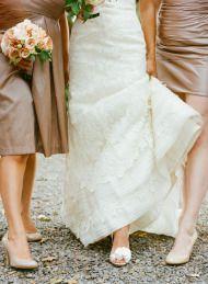 Santa Rosa Wedding from Sylvie Gil Photography | Style Me Pretty