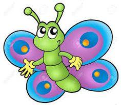 Resultado de imagen para mariposas dibujos