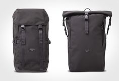 Go further with the Crafted Goods – Ballistic Bag Collection. http://lumberjac.com/2014/09/crafted-goods-ballistic-bag-collection/