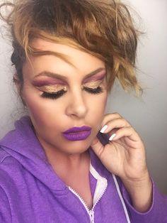 Geri Diaries: FOTD   Purple Rain [RIP Prince]