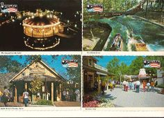 Opryland U.S.A. The amusement park next to the Opry. Torn down and replaced with a mall.