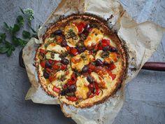 Kukkakaalipizza I Foods, Vegetable Pizza, Vegetables, Photos, Pictures, Vegetable Recipes, Veggies