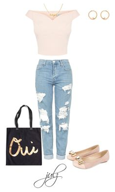 """Untitled #1002"" by julz28520 ❤ liked on Polyvore featuring Topshop, Rosanna and Monsoon"