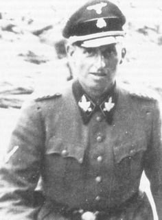 General Dr Hans Friedrich Karl Franz Kammler (August 1901 – April was an engineer and high-ranking officer of the SS. He oversaw SS construction projects, and towards the end of World War II was put in charge of the missile programme.