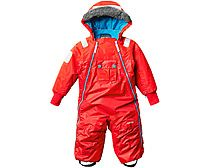 Didriksons kid's coverall for cold winters; waterproof, warm and toasty.