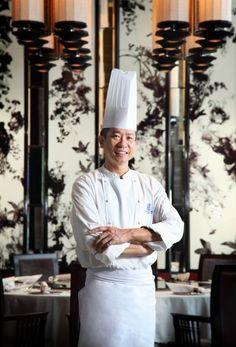 Meet the Chef – Paul Lau of Tin Lung Heen at the Ritz Carlton, Hong Kong