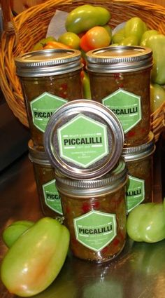 Canning Homemade!: Canning Piccalilli