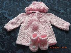 kabátek do porodnice