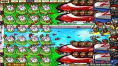 Plants vs Zombies - Mini Game: Bobsled Bonanza