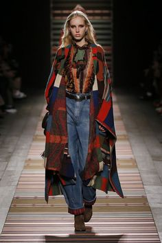MFW REVIEW: ETRO FALL WINTER 2018 WOMEN'S COLLECTION