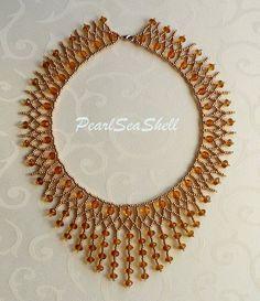 Seed Bead Necklace, Seed Bead Jewelry, Bead Jewellery, Jewelry Making Beads, Beaded Jewelry, Beaded Necklace, Beaded Earrings Patterns, Jewelry Patterns, Bijoux Diy
