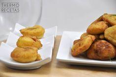 Buñuelos de bacalao - http://www.thermorecetas.com/bunuelos-de-bacalao/