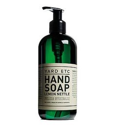 Liquid Hand Soap Lemon Nettle 350 ml by Yard Etc -- More info could be found at the image url.