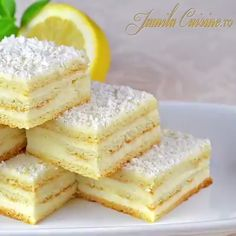 This is one of the most popular and loved Romanian desserts. Baking Recipes, Cake Recipes, Snow White Cake, Romanian Desserts, Armenian Recipes, Sweets Cake, Desserts To Make, Cake Decorating Tips, Desert Recipes