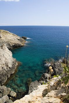 Santa Cesarea Terme, Salento, Puglia, Italy. Oh Lord, how much I love this place....