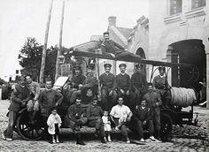 cuartel Bomberos Sta. Engracia 1920