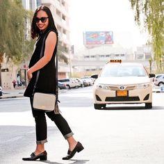 Marla London AW14 Anixa Sporty Zip featured by @Mahryska perfect weekend styling #fashion #ootd #outfit #streetstyle #ootw #fblogger #tagsforlikes #dubai #dubaistreetstyle #dubaifashionblogger #lookbook #handbags #picoftheday