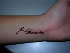 The 45 best Breathe Tattoo Designs images on Pinterest | Breathe ...