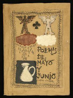 Cintio Vitier, 1990 'Poemas de mayo y junio' pub- Ediciones Vigía, Matanzas, Cuba