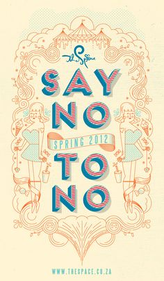 Des1gn ON - Blog de Design e Inspiração. - http://www.des1gnon.com/2013/03/10-posteres-tipograficos-criativos/