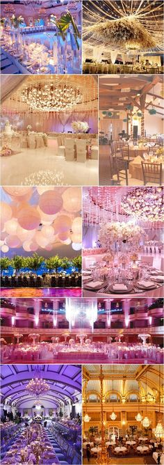 Themes for your wedding Reception. #WeddingLights