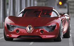 Renault Concept Dezir  It's the stunning sports car that puts the va va voom back into Renault! Meet the DeZir – an incredible new electric concept that made its debut at the Paris Motor Show. Click to see more: