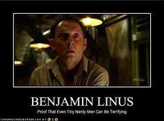 Ben Linus - Dangerous nerd