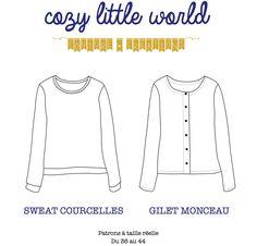 Patrons Courcelles et Monceau