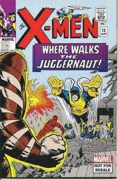 The X-Men Vol 1 - N°13 - Not For Resale - Marvel année 2004 (rare)