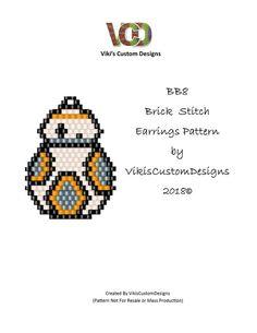 Brick Stitch Pattern by vikiscustomdesigns Star Wars