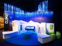 CSIRO Climate exhibit, CSIRO Discovery Centre
