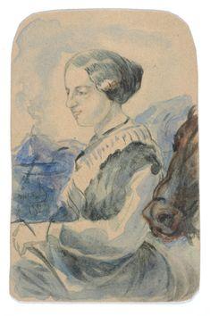Cyprian Kamil Norwid i pani Kalergis – czar wielkiej damy My Maria, Painting, Art Ideas, Painting Art, Paint, Draw, Paintings